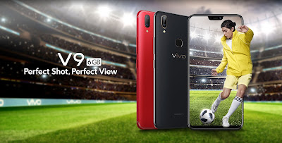 Vivo V9 6GB with Snapdragon 660 launched