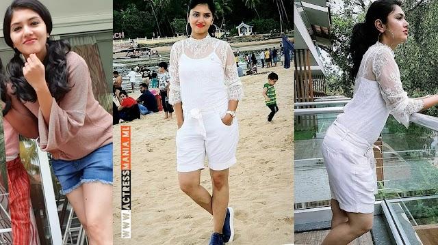 Gayathri Suresh Hot Photos