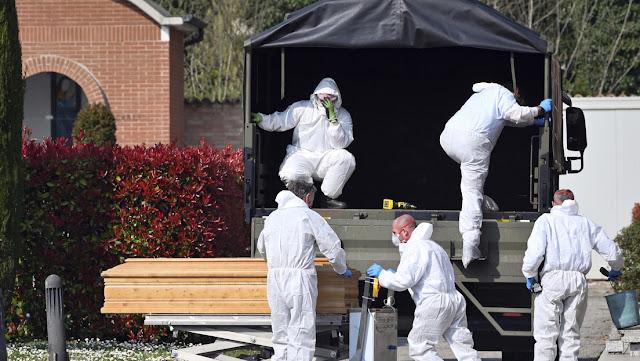 """Italia advierte de que Europa necesita """"un gran Plan Marshall"""" para combatir la crisis generada por la pandemia del coronavirus"""