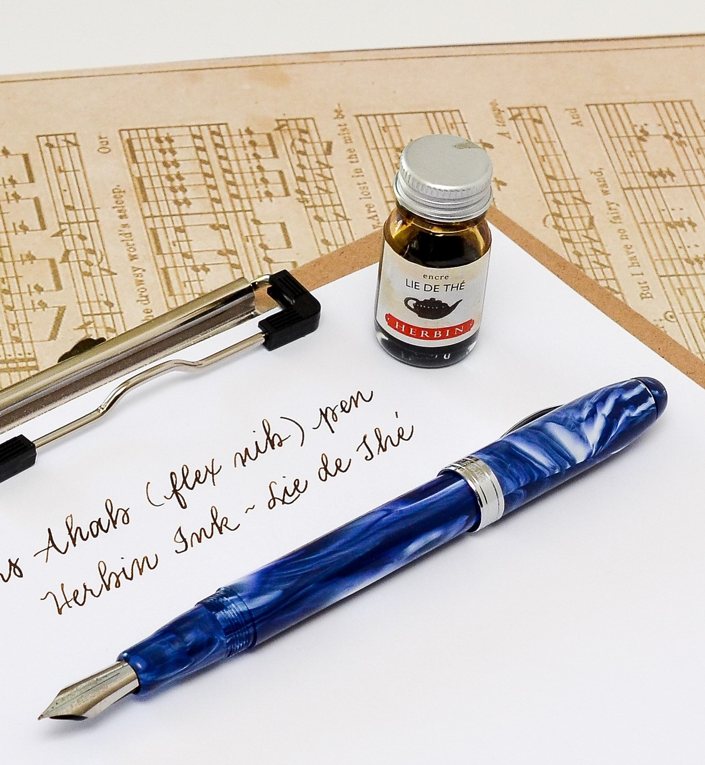 Fountain Pens for Beginners