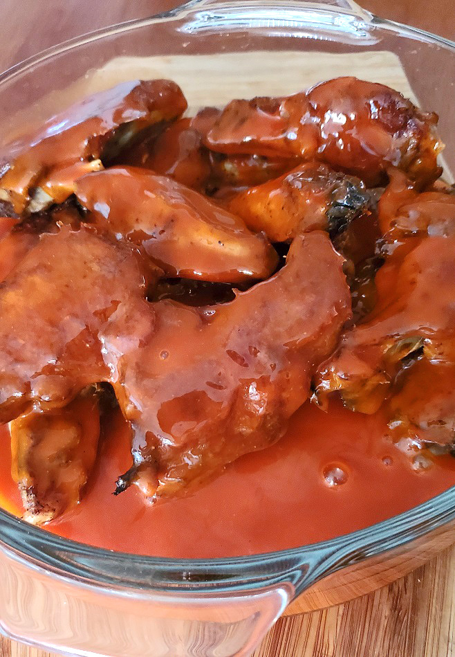 how to make wings in an electric smoker