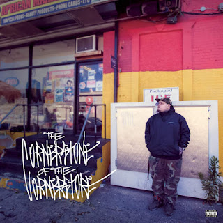 Vinnie Paz - The Cornerstone Of The Corner Store (2016) - Album Download, Itunes Cover, Official Cover, Album CD Cover Art, Tracklist