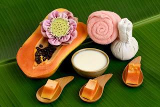 6 Secrets de beauté qui cache la papaye