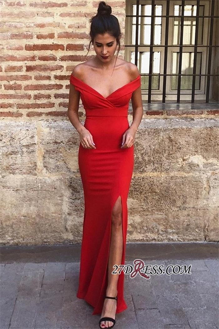 https://www.27dress.com/p/front-mermaid-charming-red-off-the-shoulder-split-prom-dresses-109431.html