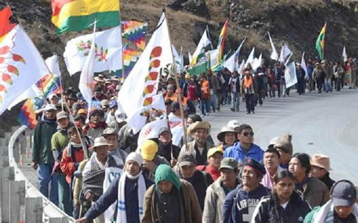 CIDOB y CONAMAQ impulsaron la elección directa de representantes legislativos en la nueva CPE / ARCHIVO WEB