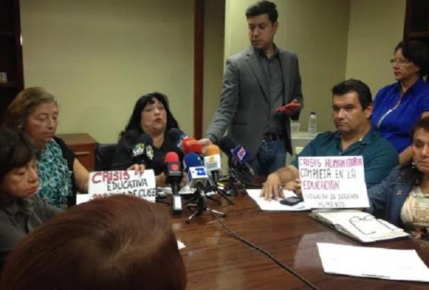 Dip. Bolivia Suárez: Gobierno pretende poner a 400 bachilleres a impartir clases