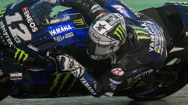 Qatar Bukan Patokan, Vinales Optimistis Tatap MotoGP Argentina