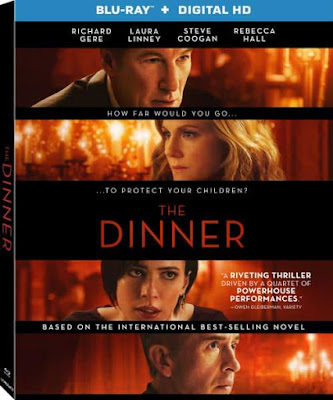 The Dinner 2017 Eng BRRip 480p 350Mb ESub