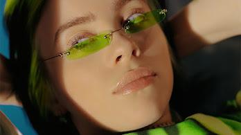 Billie Eilish, Green Hair, Photoshoot, 4K, #6.2465