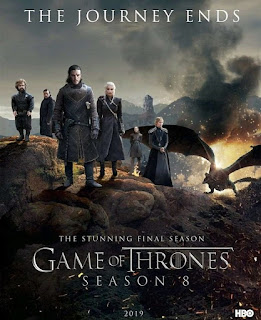 TRÒ CHƠI VƯƠNG QUYỀN Phần 8 - Game of Thrones (Season 8)