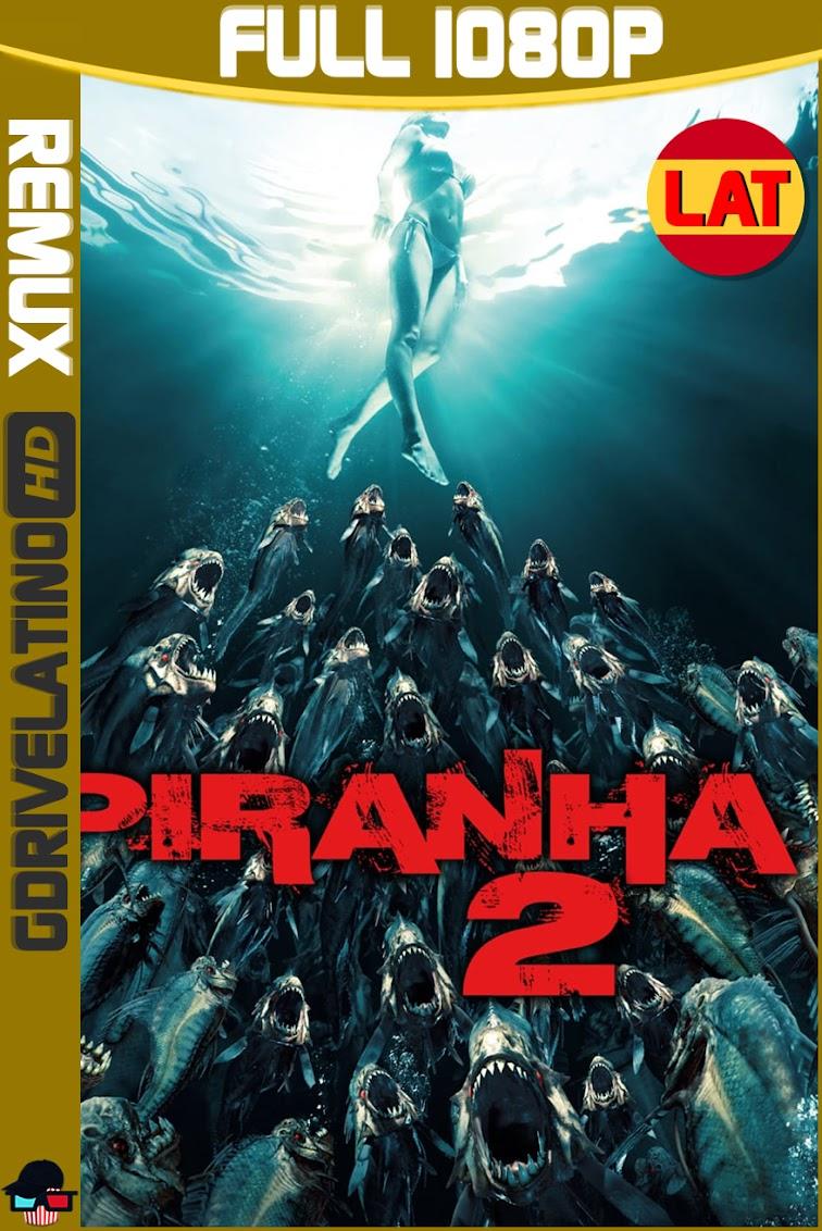 Piraña 3DD (2012) BDRemux 1080p Latino-Ingles MKV