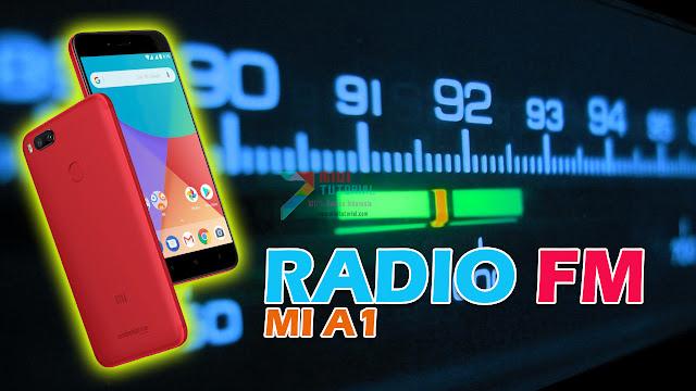 Inikah yang Kamu Cari Cara Memunculkan Radio FM Offline di Xiaomi Mi A1?