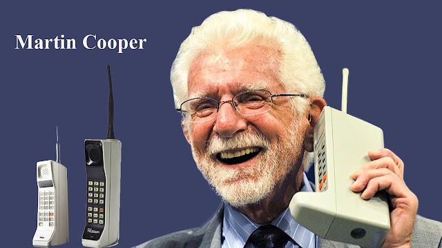 Who invented mobile Phone, Mobile Ka Aviskar Kisne Kiya,martin cooper