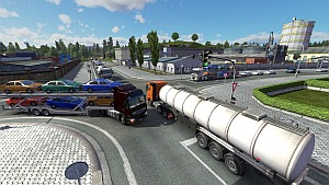 Traffic density mod by Rhythmosaur