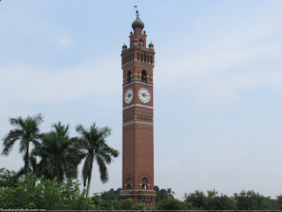 Clock Tower in Lucknow City