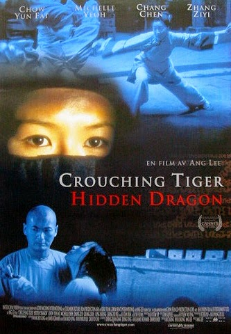 Crouching Tiger Hidden Dragon Ii The Green Legend