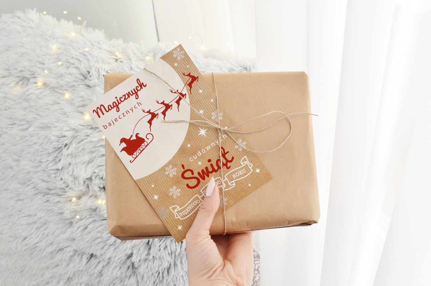 prezenty na święta delishe prezentownik
