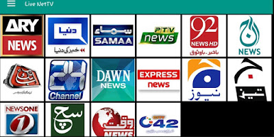 Live Net Tv Latest Version Channels