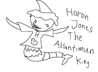 Ini Dia Wujud Horon Jones