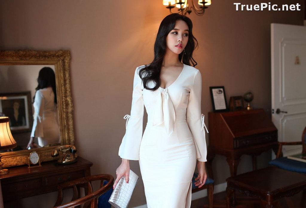 Image Korean Fashion Model - Chloe Kim - Fashion Photography Collection - TruePic.net - Picture-8