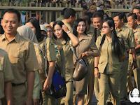 PNS Dapat THR Ekstra, Sri Mulyani 'Cek Dompet' APBN