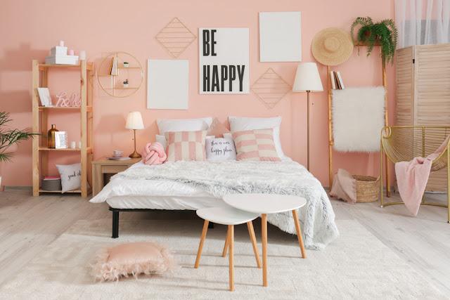 millenial pink paint colors