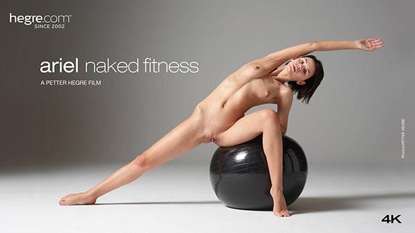 [Art] Ariel - Naked Fitness