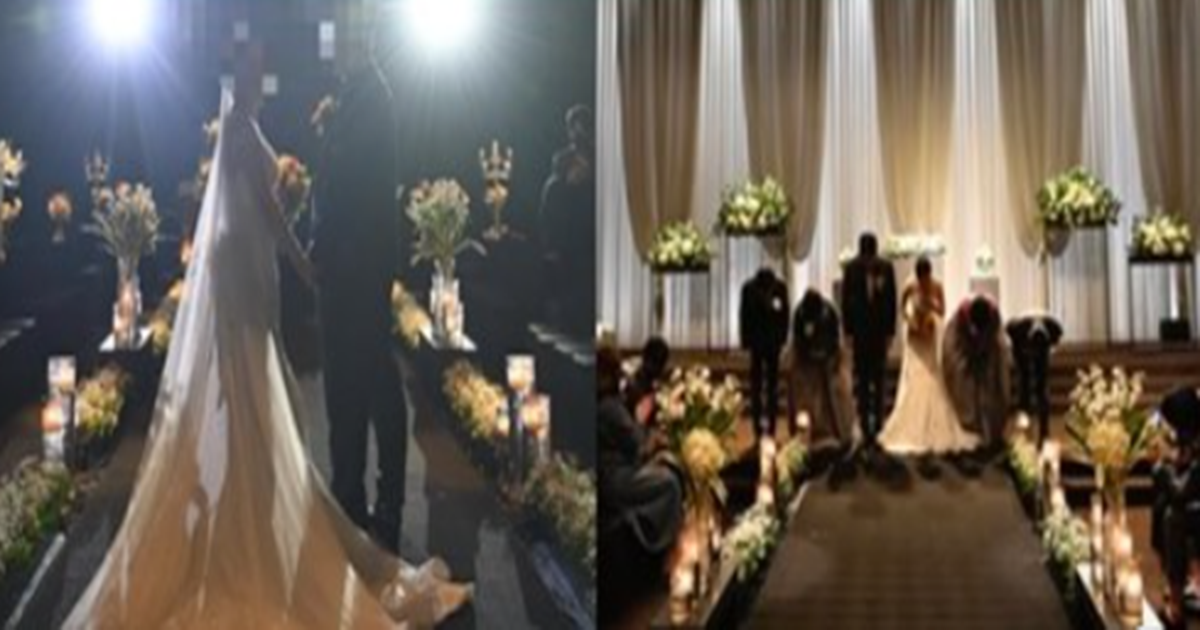 """""""아무리 봐도 제 결혼식 스냅 사진 완전 망한거 같은데 객관적으로 봐주세요"""""""
