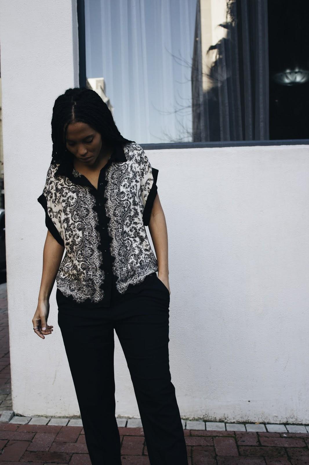 Liezel-Esquire-print-blouse-street-style