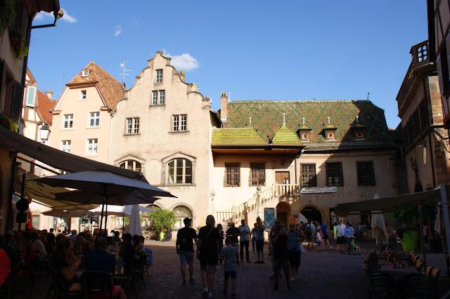 L'Antica dogana di Colmar