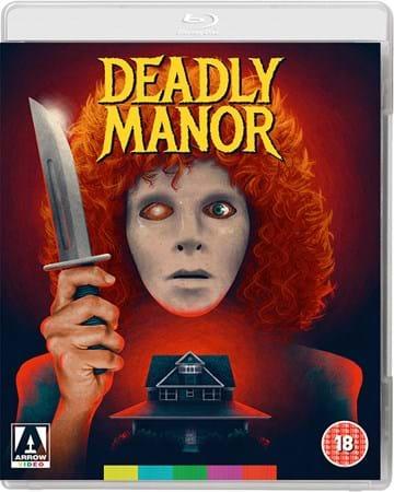 deadly manor bluray