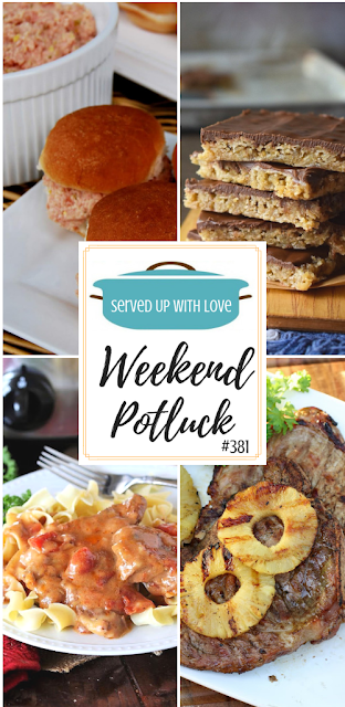 Sandwich Spread, Crock Pot Creamy Round Steak, Oh Henry Bars, Grilled Pineapple Pork Chops