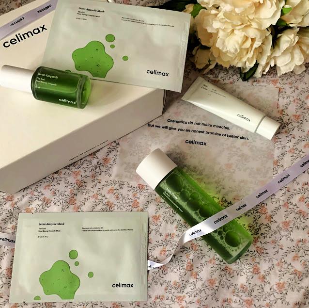 Danielle Levy, Celimax skincare, Korean beauty, Korean skincare, beauty blogger, Wirral blogger, Liverpool blogger,