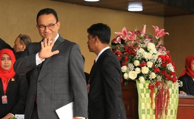Dua Tahun Pimpin Jakarta, Anies Dinilai Berhasil Turunkan Angka Kemiskinan