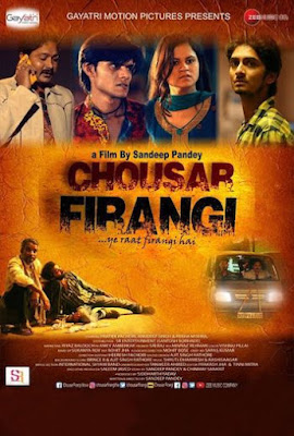 Chousar Firangi 2019 Hindi 720p WEB-DL 800mb