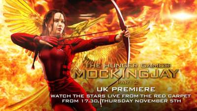 The Hunger Games Mockingjay Part 2 (2015) Hindi English Telugu Tamil 480p