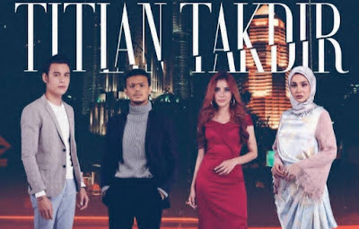 Senarai Pelakon Drama Titian Takdir (Lestary TV3)