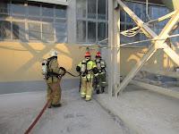 ликвидации последствий взрыва внутрицехового газопровода и возникшего пожара