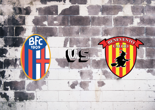 Bologna vs Benevento  Resumen