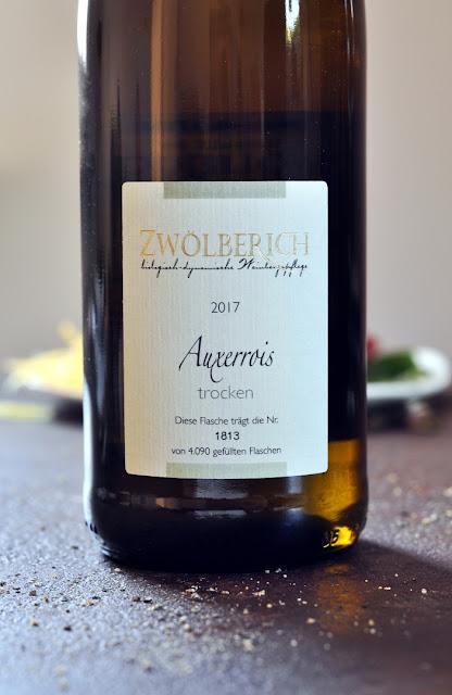 Auxerrois aus dem Weingut im Zwölberich,