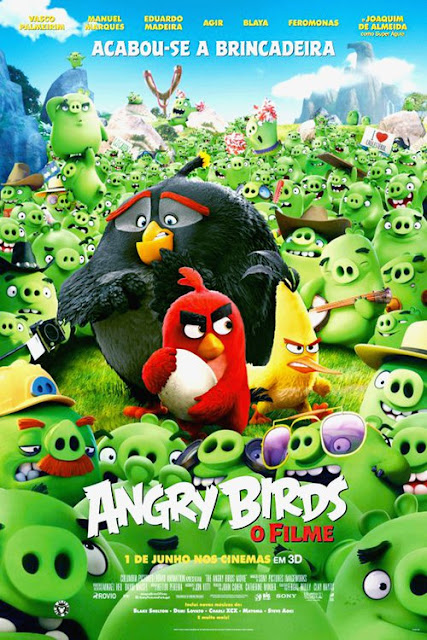 Angry Birds: O Filme DVD-R