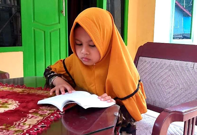 Hobi Ikuti Ceramah Kiai Said Aqil Siradj, Anak 9 Tahun Hafal Sejarah dan Hukum Islam