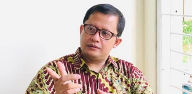 Narasi Fadjroel Mirip Buzzer, Ubedilah Badrun: Saya Khawatir Dia Jadi Jurubicara Presiden Terburuk Abad Ini
