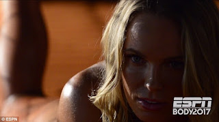 Photos: Caroline Wozniacki nude for ESPN Body Issue