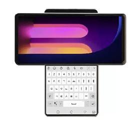 Fuite vidéo du téléphone LG avec écran rotatif