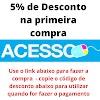 Cupom de Desconto Acesso Shop - 5% de Desconto na Primeira Compra