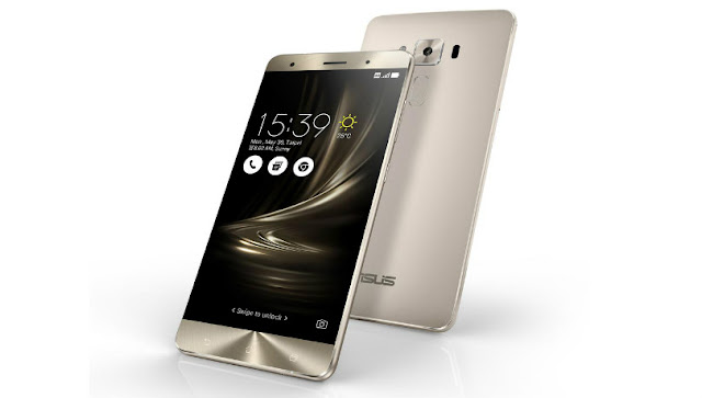 Asus Zenfone 3 Android 6.0 Marshmallow Qualcomm Processor