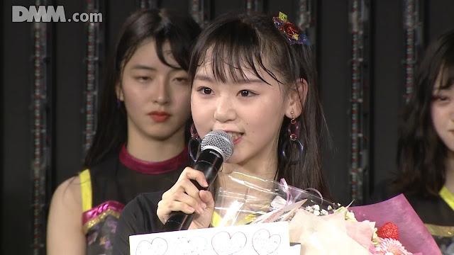 NMB48 'N Pride' 191122 N5 1815 DMM (Izumi Ayano Birthday)