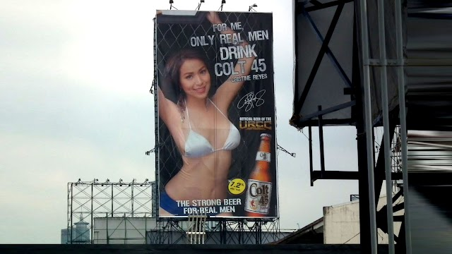 Billboard Beer ad pulled out for derogatory women portrayal