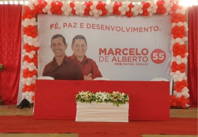 Confirmado, Rafael Araújo será o candidato á vice prefeito de Inajá junto á Marcelo de Alberto, Convenção acontece hoje